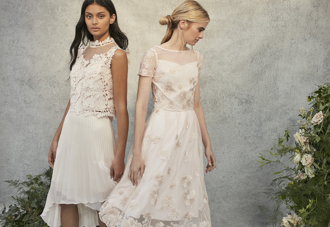Stylish, Lace Dresses From Coast Perfect For Mix & Match Bridesmaids 12