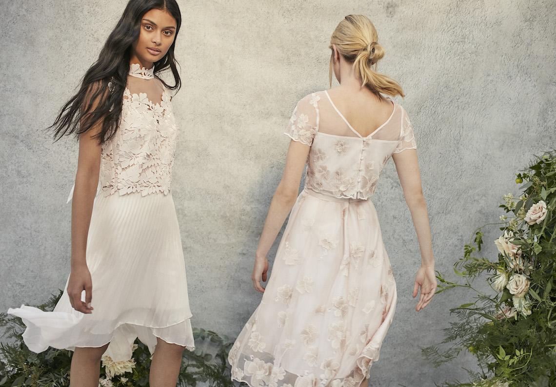 Stylish, Lace Dresses From Coast Perfect For Mix & Match Bridesmaids 14