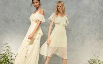 Stylish Coast Bridesmaid Dresses For A Mix & Match Bridal Party