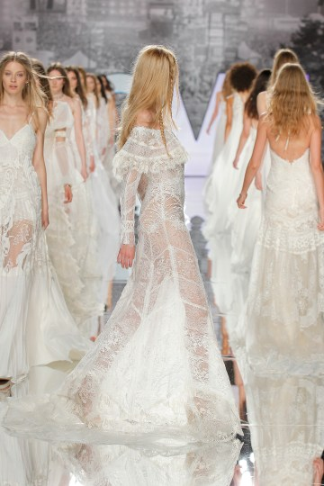 Bohemian wedding dresses- New Collection 2018