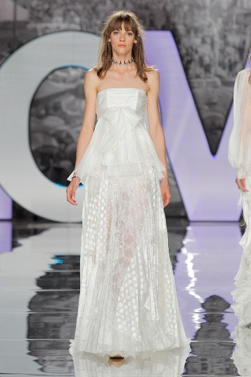 The Sexy & Embellished New Yolan Cris Wedding Dress Collections | COYOTES (2)
