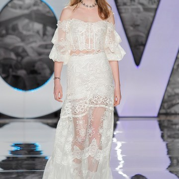 The Sexy & Embellished New Yolan Cris Wedding Dress Collections | SIULA (2)
