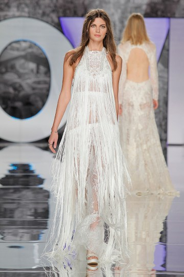 The Sexy & Embellished New Yolan Cris Wedding Dress Collections   TALO (2)