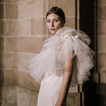 The Sexy & Embellished New YolanCris Wedding Dress Collections | Couture