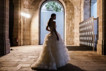 The Sexy & Embellished New YolanCris Wedding Dress Collections   Couture 8