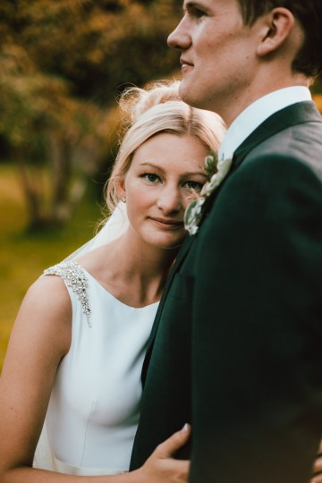 Totally Chic English Wedding With A Sweet Boat Ride   Oak & Blossom 13