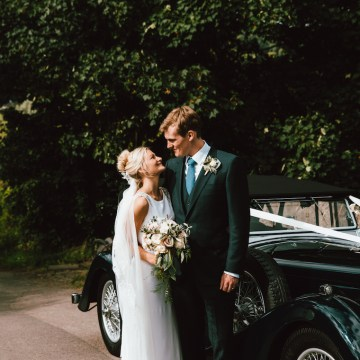 Totally Chic English Wedding With A Sweet Boat Ride | Oak & Blossom 30