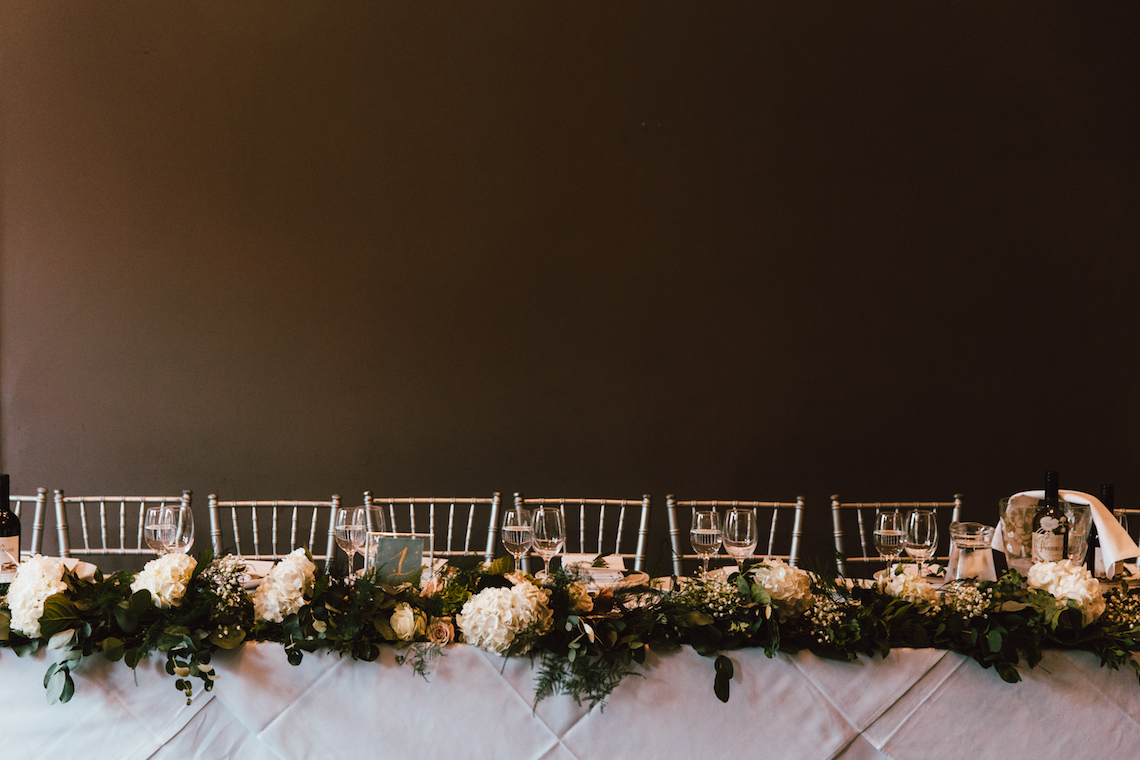 Totally Chic English Wedding With A Sweet Boat Ride | Oak & Blossom 46