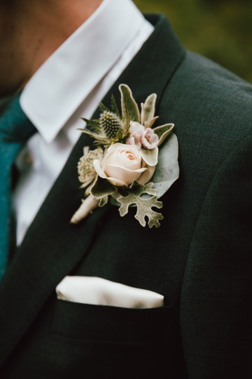 Totally Chic English Wedding With A Sweet Boat Ride   Oak & Blossom 8