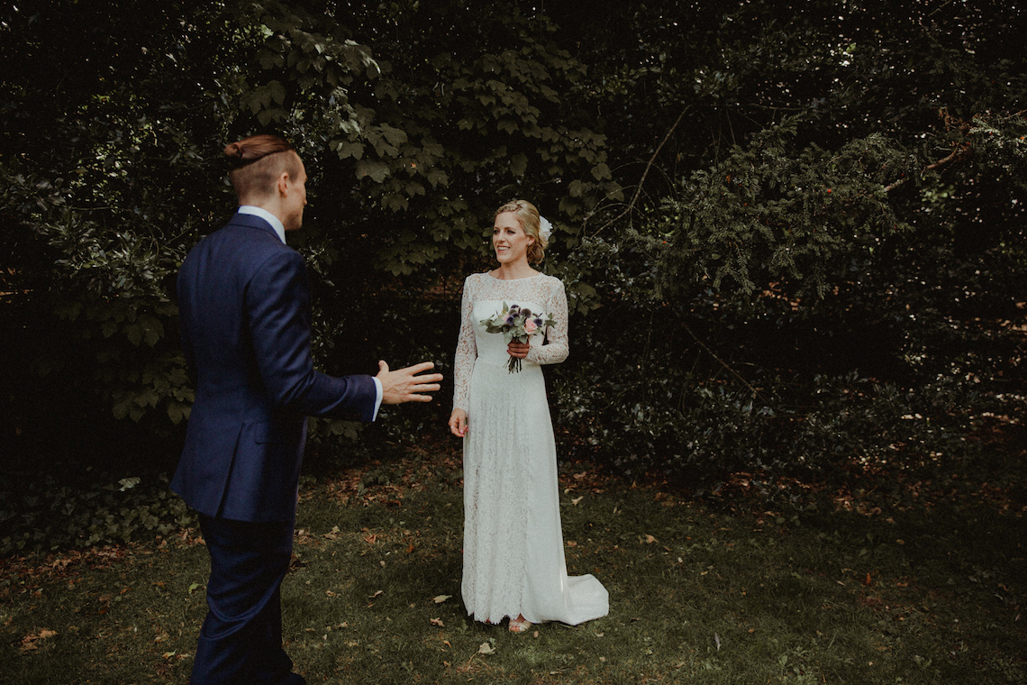 A Sweet, Labor Of Love English Wedding | Light of Wild Photography 5