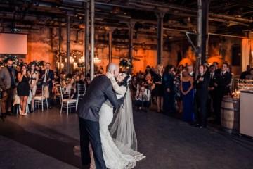 Edgy & Romantic Distillery Wedding | AGI Studio 103