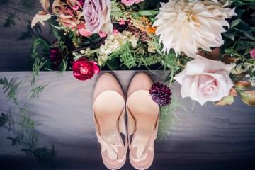 Edgy & Romantic Distillery Wedding | AGI Studio 15