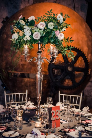 Edgy & Romantic Distillery Wedding | AGI Studio 28