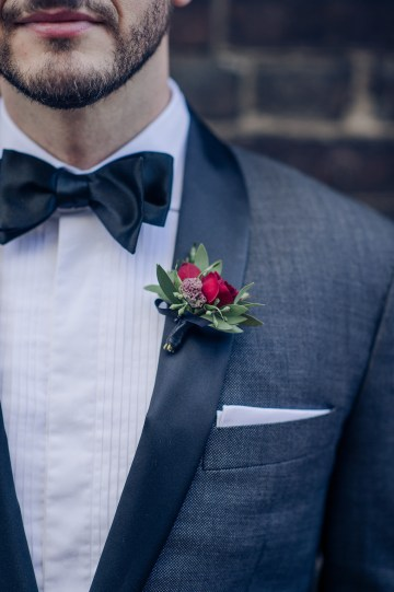 Edgy & Romantic Distillery Wedding | AGI Studio 30