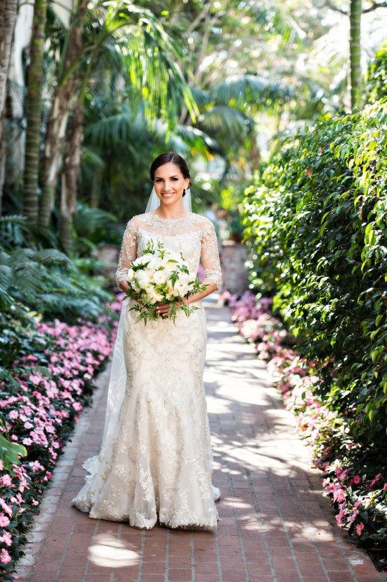 Glamorous Santa Barbara Wedding (With The Sweetest Flower Girl!) | Laurie Bailey Photo 26
