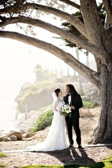 Glamorous Santa Barbara Wedding (With The Sweetest Flower Girl!)   Laurie Bailey Photo 38