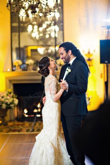 Glamorous Santa Barbara Wedding (With The Sweetest Flower Girl!)   Laurie Bailey Photo 47