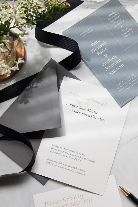 How To DIY Your Wedding Stationery – The Handy Artifact Uprising Guide 9