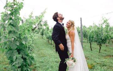 A Great Gatsby Inspired Virginia Winery Wedding