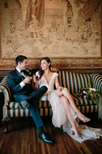 Romantic, Spanish, Hemingway Inspired Wedding Style | All in Love Design by Anna Lisa | Scott Sikora 15