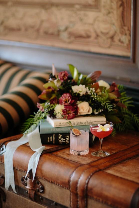 Romantic, Spanish, Hemingway Inspired Wedding Style   All in Love Design by Anna Lisa   Scott Sikora 17