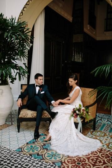 Romantic, Spanish, Hemingway Inspired Wedding Style | All in Love Design by Anna Lisa | Scott Sikora 24