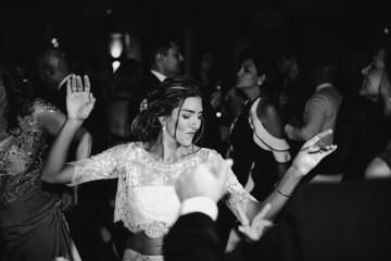 Rustic Barcelona Wedding Featuring Chic Bridal Separates | Visual Foto 21