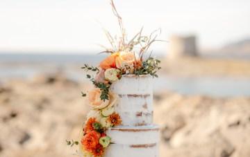 Shipwrecked; Seaside Elopement Inspiration From Sardinia | Valeria Mameli 5