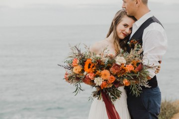 Southwestern Styled Beachy Wedding Ideas | Flourish | Madeline Barr Photo 10