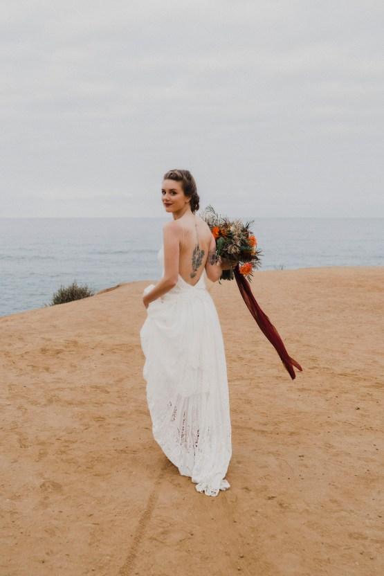 Southwestern Styled Beachy Wedding Ideas | Flourish | Madeline Barr Photo 24