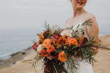 Southwestern Styled Beachy Wedding Ideas | Flourish | Madeline Barr Photo 4
