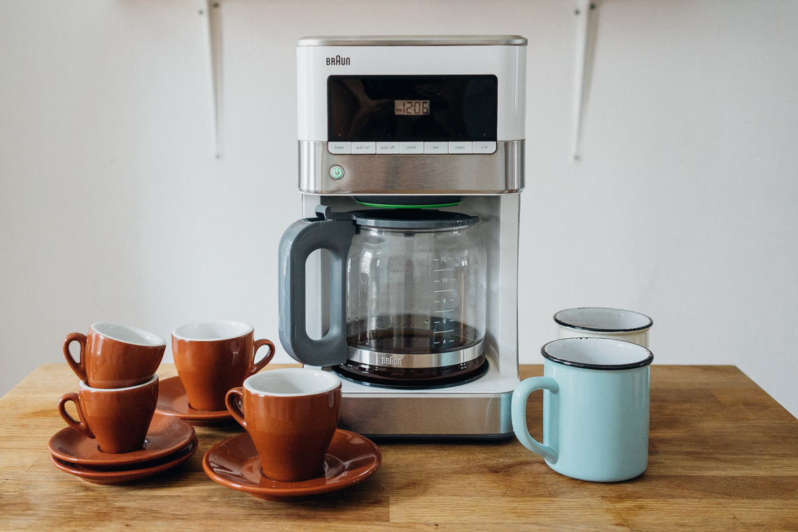 7 Tips to Personalize Your Dream Wedding Registry | Braun BrewSense | Claire Eliza 3