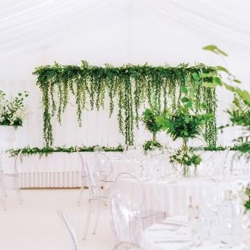 Absolutely Chic Swedish Castle Wedding | 2 Brides Photography 6