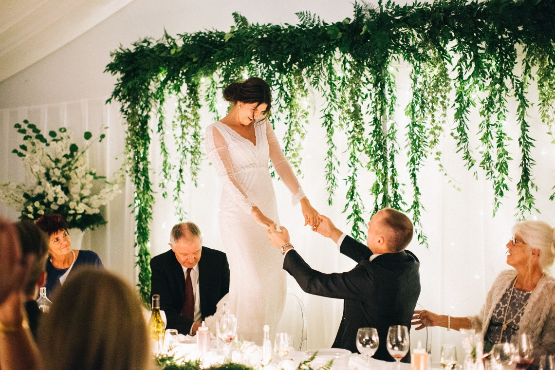 Absolutely Chic Swedish Castle Wedding | 2 Brides Photography 7