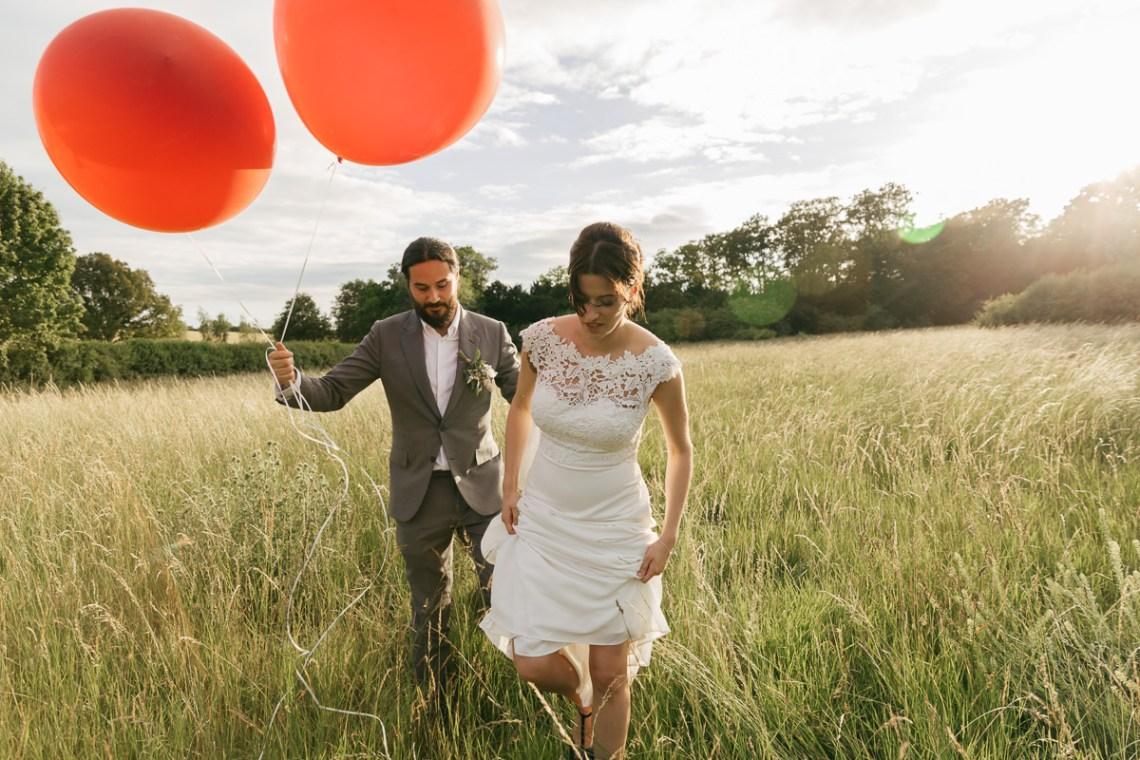 Charming & Personal Clock Barn Wedding | Amber Marie Photography 18
