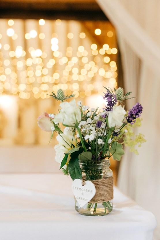 Charming & Personal Clock Barn Wedding | Amber Marie Photography 23
