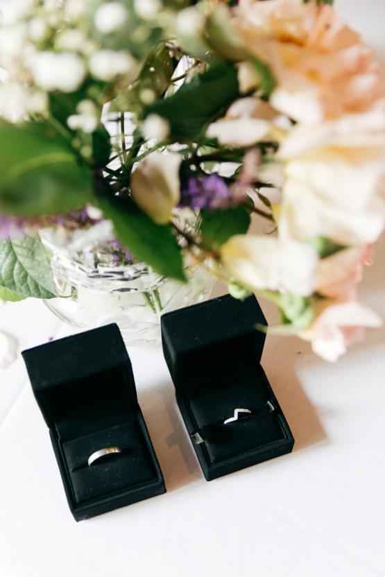 Charming & Personal Clock Barn Wedding | Amber Marie Photography 26