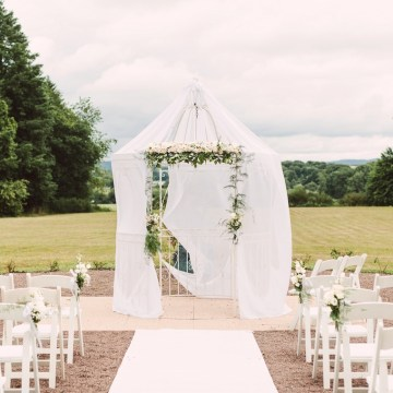 Glamorous French Chateau Wedding | Christina Sarah Photography 3