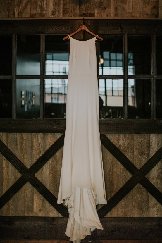 Industrial Cool Meats Winery Warmth; Candlelit Wedding Ideas | The Gifford Collective | Genesis Geiger 3