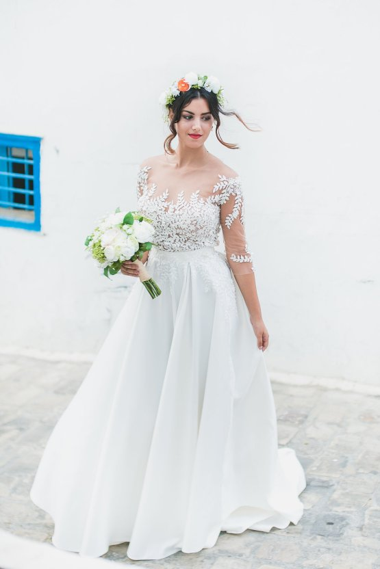 Mediterranean Meets Africa; Colorful Tunisian Wedding Inspiration | Ness Photography 20