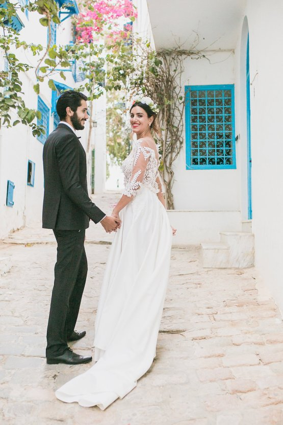 Mediterranean Meets Africa; Colorful Tunisian Wedding Inspiration | Ness Photography 37