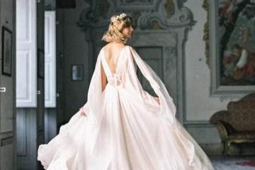 Russian Ark; Italian Palace Wedding Inspiration | Olga Makarova 47