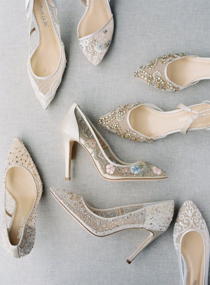 1278d410b7bd6b 8 Tips For Flawless Wedding Shoe Shopping - Bridal Musings