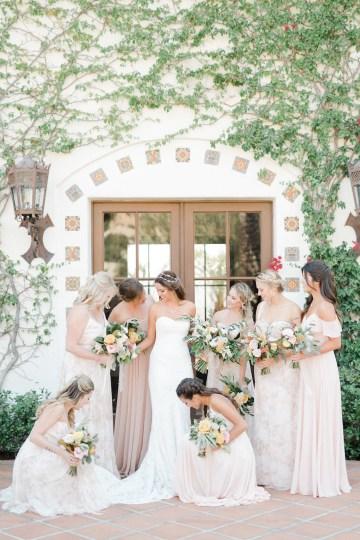 Upscale, Modern Ranch Wedding   Anya Kernes Photography 12