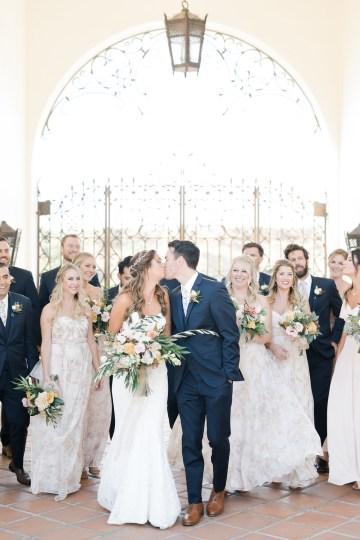 Upscale, Modern Ranch Wedding   Anya Kernes Photography 16