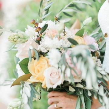 Upscale, Modern Ranch Wedding | Anya Kernes Photography 21