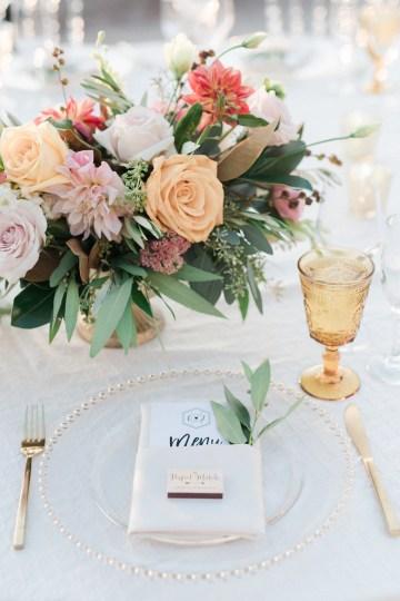 Upscale, Modern Ranch Wedding   Anya Kernes Photography 42