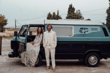 Wild, Spanish Wedding Inspiration For Bohemian Brides | IDO Events | Kevin Klein 11