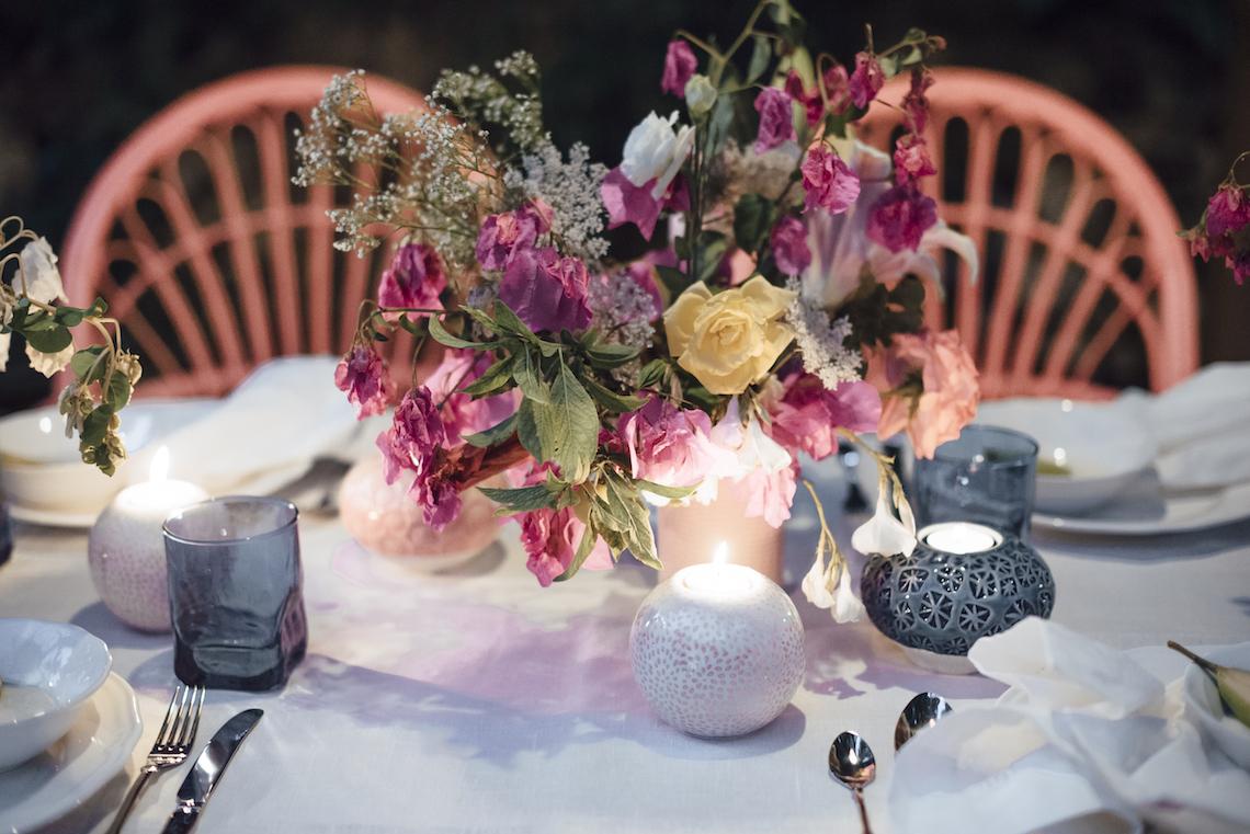 Wild, Spanish Wedding Inspiration For Bohemian Brides   IDO Events   Kevin Klein 14