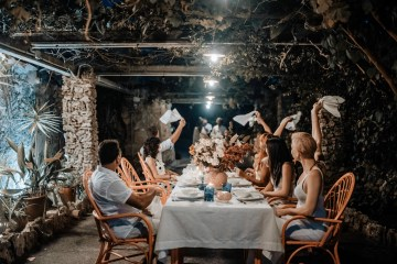 Wild, Spanish Wedding Inspiration For Bohemian Brides | IDO Events | Kevin Klein 16